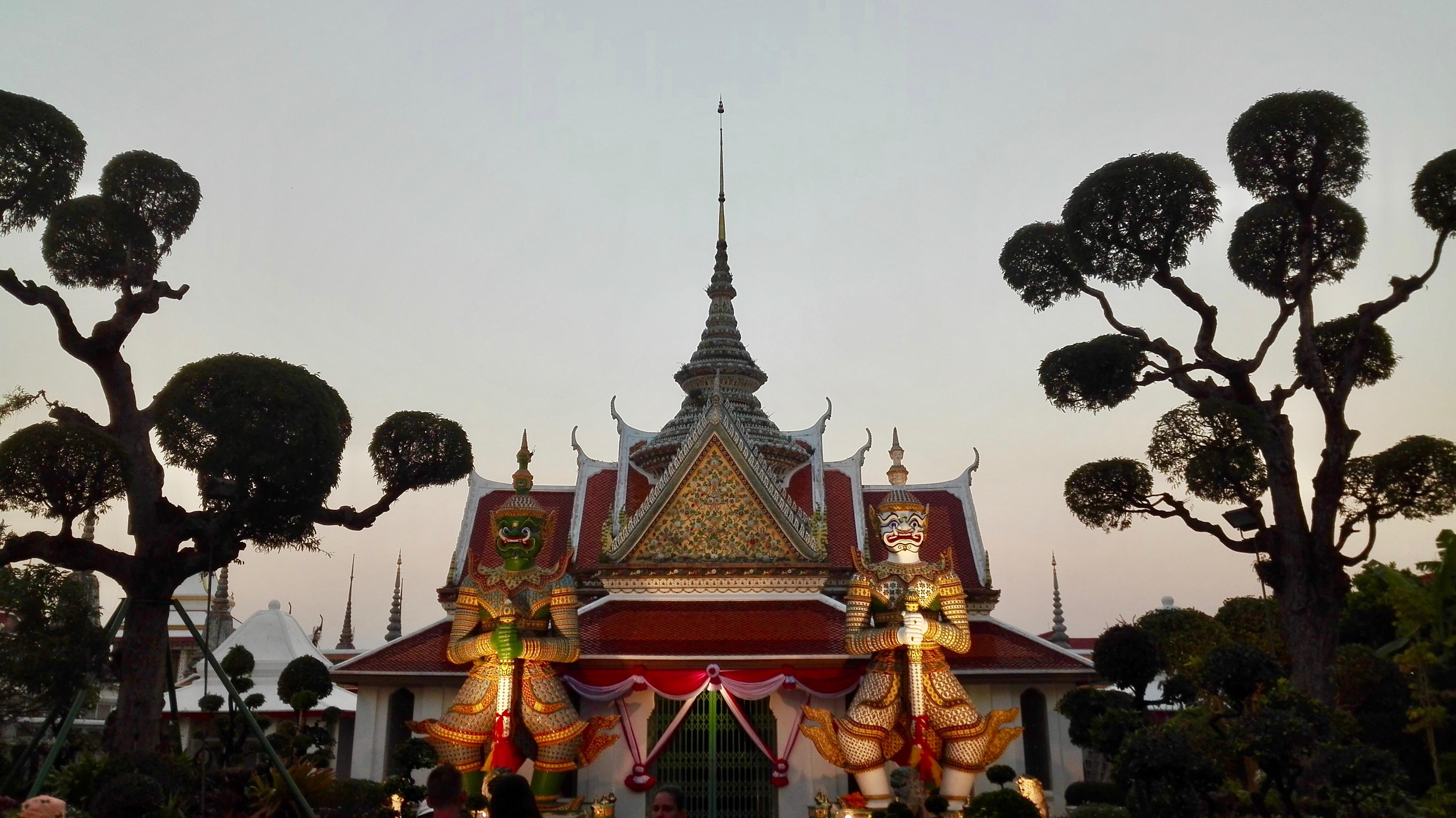 Tips und Tricks, um in Bangkok zu überleben.